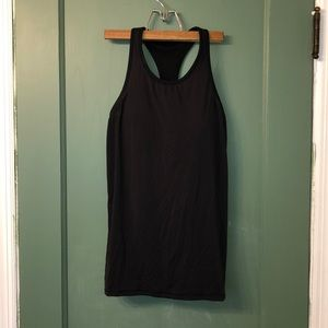 Lululemon Ruched Back Tank Size 6